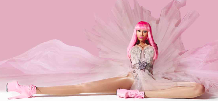 MAC creates a Nicki Minaj special edition lipstick