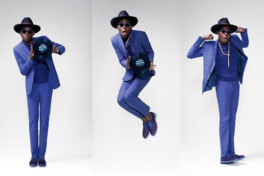 Theophilus London x Cole Haan Collaboration (NYFW)