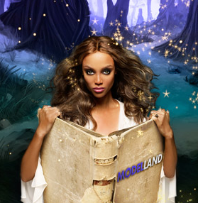 TYRA BANKS – MODELLAND new book and possible movie.