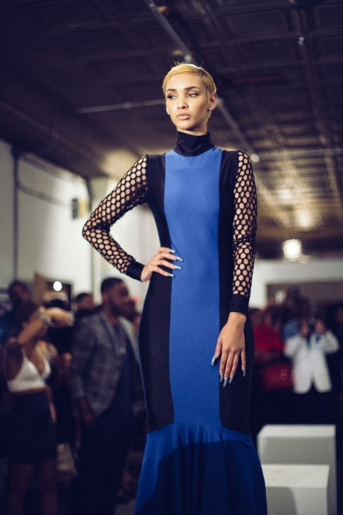 Kanani Anadulz modeling Kelvin Haydon