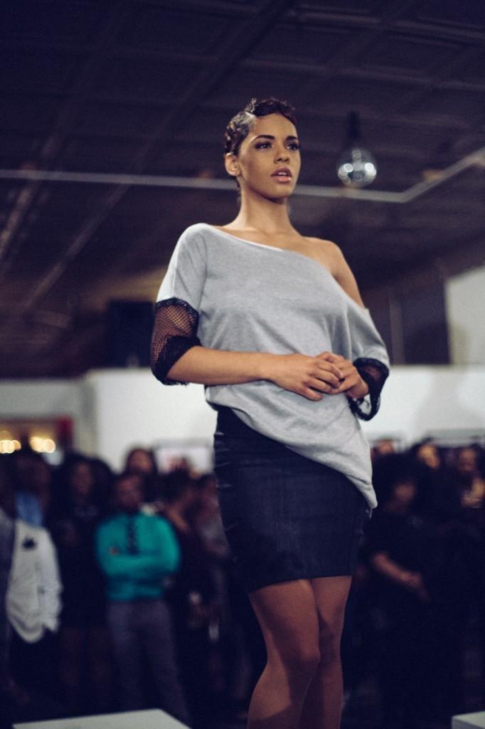 Jazzma Crofton modeling Demi Emmir