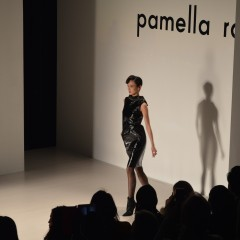Pamella Roland Fashion Week