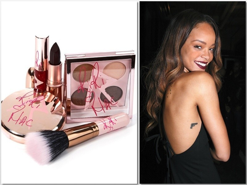 MAC Cosmetics joins forces with Rihanna