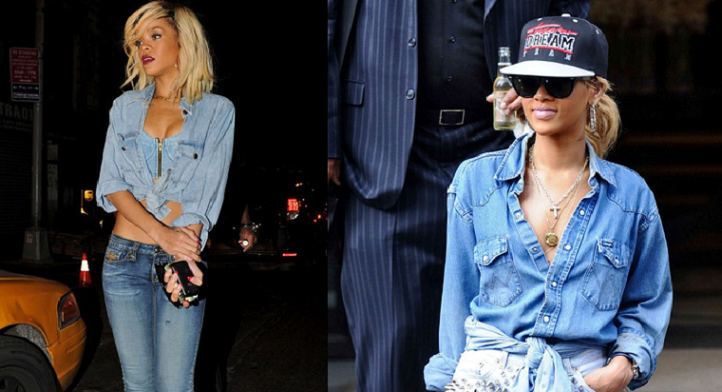 TREND REPORT: Denim on Denim
