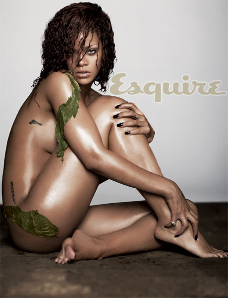 Rihanna named sexiest woman of the year