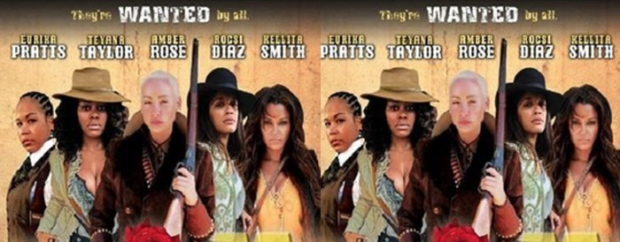 Gangs Of Roses 2 ft. Teyana Taylor, Amber Rose, Claudia Jordan & Rocsi Diaz