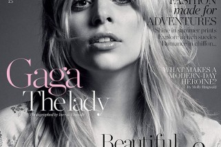 Lady Gaga Covers 2nd Issue of Porter Magazine