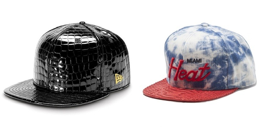 Jeremy Scott and New Era snapbacks and Just Don  – Summer 2013
