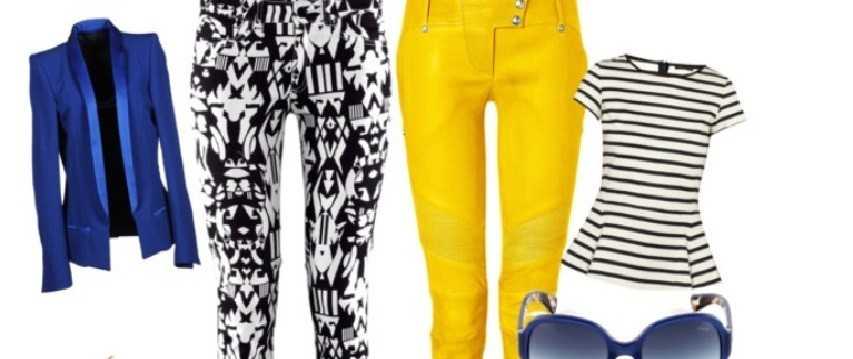 Obsessed with Bold Prints & Color!