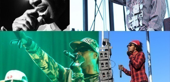 Rock The Bells Festival 2013