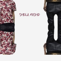 LookBook:  Sheila Rashid Collection