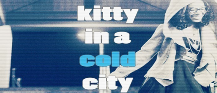 Kitty in a Cold City: A Fashion Story
